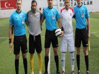 Bayrampaşa Tunaspor 1-2 kazandı.
