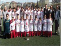 Yenidoğan Güneşspor, Türkiye Şampiyonasın'da
