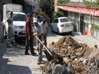 Kartal'da Alt Yapı Çalışmaları Devam Ediyor