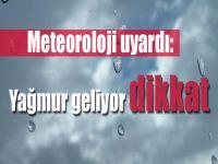 Yağmur Geliyor Dikkat