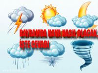 Bayram'da Hava Nasıl Olacak İşte Cevabı