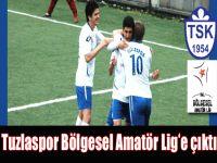Tuzlaspor Bölgesel Amatör Lig'e çıktı
