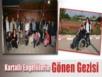 Kartallı Engellilerin Gönen Gezisi