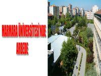 Marmara Üniversitesi'nde arbede