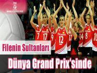 Filenin Sultanları Dünya Grand Prix'sinde