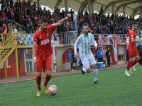 Sancaktepe Belediyespor, Ünyespor'u tek golle geçti