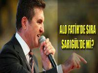 Alo Fatih'de sıra Sarıgül'de mi?