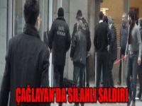 Çağlayan Adliyesi'nde silahlı saldırı
