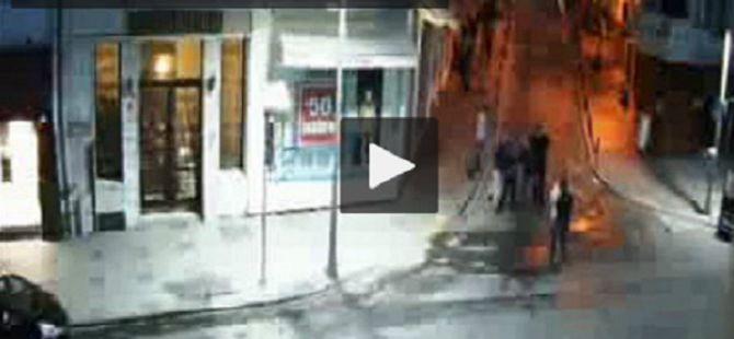 Nişantaşı'nda bar cinayetinin görüntüleri ortaya çıktı