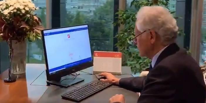 Muammer Keskin, askıda fatura ödemesi yaptığı videoyu paylaştı