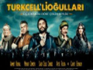 Turkcellioğulları geliyor